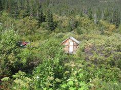 Midway Mine, Mile 710, Alaska Hwy Near YukonBritish Columbia Border