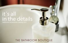Bathroom accessories are important for your bathroom both in terms of making a style statement and for their practicality. Enjoy Free Shipping on most stuff. We have everythining in stock ansd special deals for professionals. DM us if you have questions! Easy Bathroom Updates, Simple Bathroom, Bathroom Accesories, Special Deals, Soap Dispenser, Free Shipping, Accessories, Style, Soap Dispenser Pump