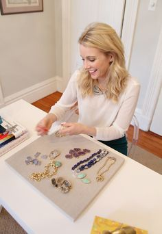 Jolie Jouel: Jewelry Designer Office/Studio Inspiration