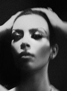 Kim Kardashian Violet Grey Photoshoot Cleopatra04