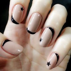 Unistella star nail art #pixiemarket