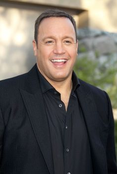 Kevin James is adorably funny. Can't help it, he just does it for me.