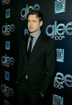 Chord Overstreet at the 100th episode party