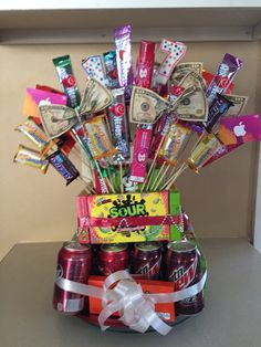 Teen Boy Birthday Bouquet