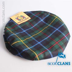 Smith Modern Tartan Cap. Free worldwide shipping available