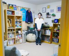 Love Ghibli? Meet Kurosuke, the man who just might have the most amazing Ghibli collection in the world!
