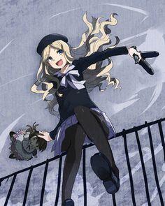 Frenda, from Railgun Anime Life, All Anime, A Certain Scientific Railgun, A Certain Magical Index, Anime Art Fantasy, Light Novel, Game Character, Anime Characters, Cosplay