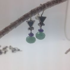 Bohemian Earrings |  Bohemian Earrings | Gypsy Earrings |  Boho Earrings | Beaded Earrings | Boho Jewelry | D  seethis.co/Wp92m