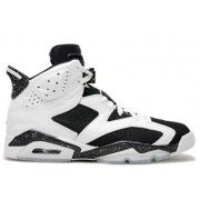 Air Jordan 6 (VI) Retro Oreo White Black  $104.99  http://www.theredkicks.com