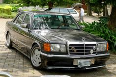 """The SEL """"Longbody"""" History & Picture Thread - Page 4 - Mercedes-Benz Forum Mercedes Benz Forum, Mercedes W126, Benz S Class, Automobile, History, Friends, Cars, Car, Amigos"""