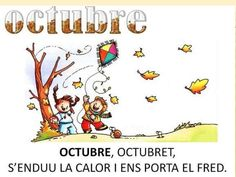 ELS MESOS DE L'ANY Busy Bee, Pre School, Valencia, Snoopy, Album, Comics, Halloween, Fictional Characters, Art