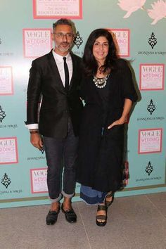 MUMBAI SEES THE FIRST EVER VOGUE WEDDING SHOW GROOM'S STUDIO WITH SHANTANU & NIKHIL
