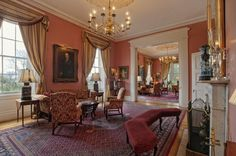 Antrim 1844 Country House Hotel - a few miles outside Gettysburg