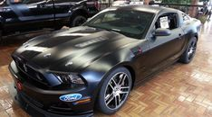 2014 Mustang Boss 302 S Limited Edition ------> http://hot-cars.org/2015/05/25/monstrous-2014-ford-mustang-boss-302-s-race-car/