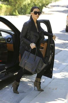 celine bag.  the glasses.  I die.