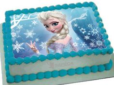 Bolo Frozen, Elsa Frozen, Pastel Frozen, Frozen Cake, Frozen Party, Elsa Birthday Cake, Frozen Themed Birthday Cake, Baby Birthday, Bolo Elsa