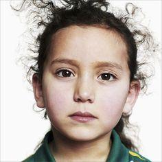 *** Portretten van kinderen op de basisschool Elout ***