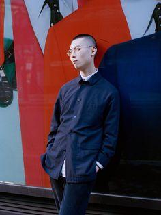 Bruno Zhu, London, 2013