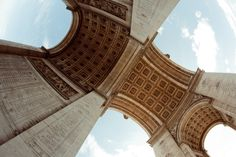 Arc de Triomphe (Paris, France) by Roman Ivanyuchenko