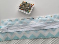 How to sew a mesh lingerie bag. Ideal when travelling and packing, for sorting lingerie in your drawer or for protecting delicate lingerie in the laundry. Bag Patterns To Sew, Sewing Patterns, Sewing Ideas, Crochet Lingerie, Buy Lingerie, Delicate Lingerie, Mesh Laundry Bags, Creation Couture, Purses And Bags