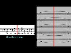 BWV 18: Gleichwie der Regen und Schnee vom Himmel fällt (Scrolling)