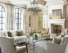 Flair For Home: BEAUTIFUL ROOMS