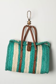Summer totes- I love big bags!