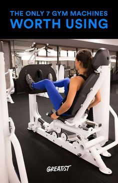 713c7bd0c324e The Only 7 Gym Machines Worth Using  fitness http   greatist.com