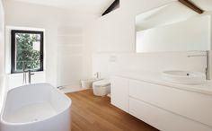 Tijdloze badkamer