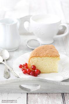 La torta al latte caldo de La Tana del Coniglio