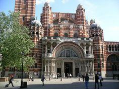 Catedral de Westmister, Londres