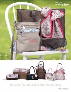 Thirty-One....I LOVE these products!