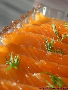 Gravalax - Salt Cured Salmon