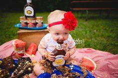 The Stir-15 Creative Cake Smash Alternatives for Baby's 1st Birthday