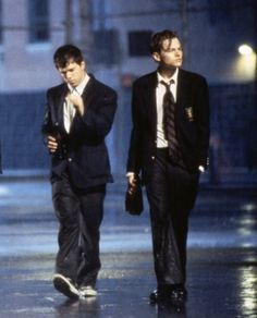 The Basketball Diaries One of my favorite movies ever