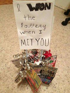 Boyfriend gift DOING IT
