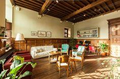 Hostel Uppelink bevindt zich in het hartje van Gent en biedt accomodatie aan aan betaalbare prijzen!