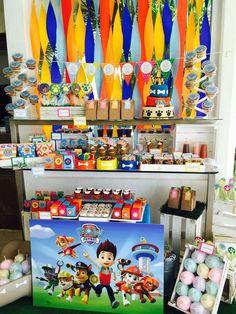 Paw Patrol Birthday Party Ideas   Photo 1 of 30   Catch My Party