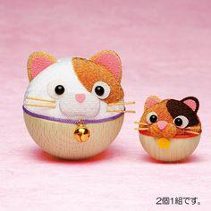 猫おきあがり http://shop.sakurahorikiri.co.jp/products/detail1989.html