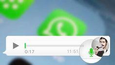 Gravar áudio no WhatsApp sem segurar o botão