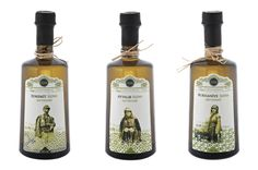 oliveoil packaging by Orcun Andic, via Behance