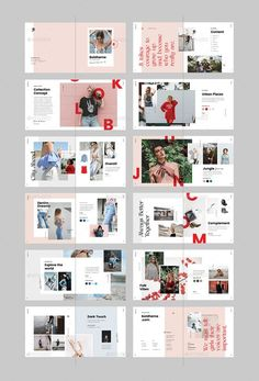Find tips and tricks, amazing ideas for Portfolio layout. Discover and try out new things about Portfolio layout site Portfolio Design Layouts, Fashion Portfolio Layout, Graphic Design Layouts, Logo Design, Page Layout Design, Booklet Design Layout, Layout Book, Design Design, Photo Book Design