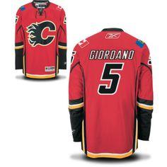 d951f36283e Calgary Flames 5 Mark Giordano Home Jersey - Red [Calgary Flames Hockey  Jerseys 024]