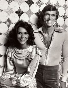 The Carpenters.  love them so much.