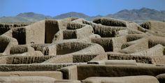 La zona arqueológica de Paquimé, en Chihuahua