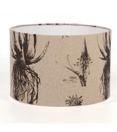 Black Aloe R400.00  #interior #design #lampshade #aloe #botanical #natural #lighting #southafrica