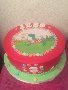 Kikker en Eend taart
