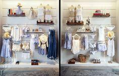 Oysho2-Paseo de Gracia 67, Barcelona. Boutique Decor, Boutique Interior, Shop Interior Design, Retail Design, Visual Merchandising, Lingerie Store Design, Boutiques, Clothing Store Displays, Underwear Store
