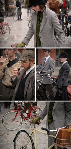 tweed ride in portland