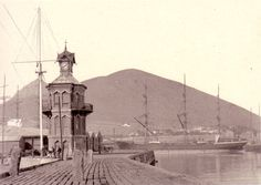 Famous Clock Tower of Cape Town Old Pictures, Old Photos, Vintage Photos, Most Beautiful Cities, African History, Cape Town, South Africa, Tourism, Places To Visit